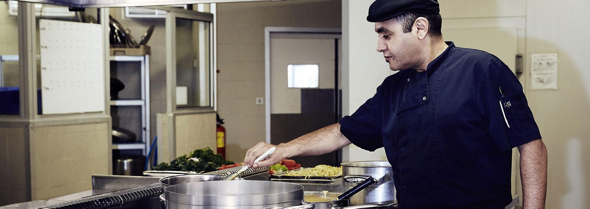 Formation chef de cuisine